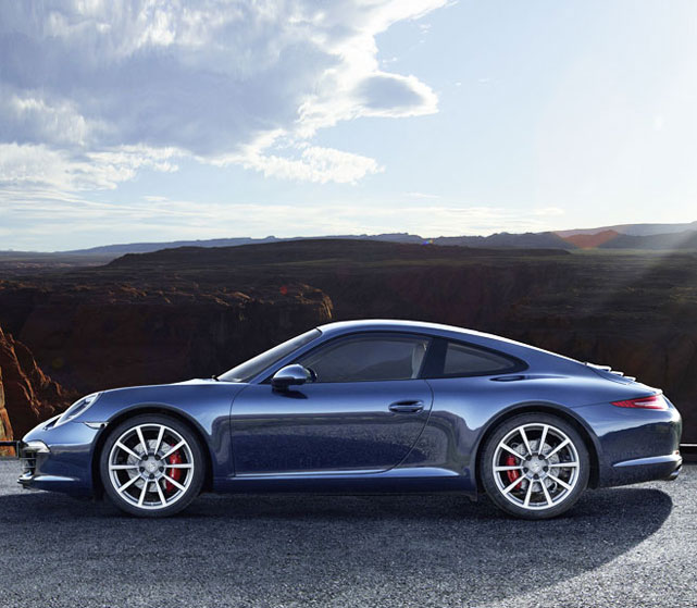 Pictures Of Carrera Marble Bathrooms: Officially Official: The New Porsche 911 Carrera