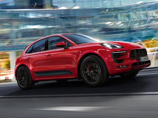 Porsche intensiv. Der neue Macan GTS.