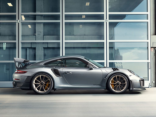 Sans concession. La nouvelle 911 GT2 RS.