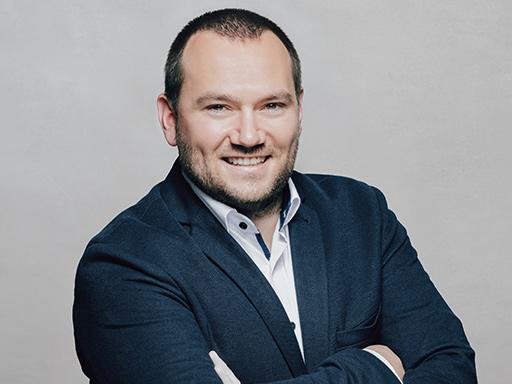 Unser Technologie Experte: Christian Michalski.