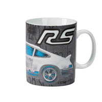 Porsche Tasse - RS 2.7 Collection