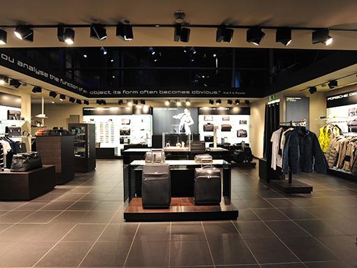 50 % Preisvorteil auf Teile der Porsche Design Fashion und Sportkollektion.