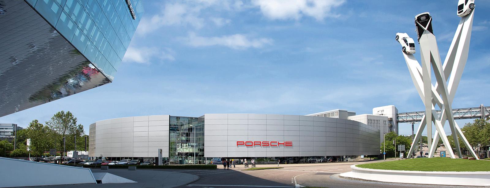 Porsche Zentrum Stuttgart 187 Bienvenue